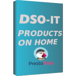 DSO Products on home