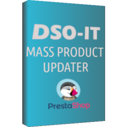 DSO mass product updater